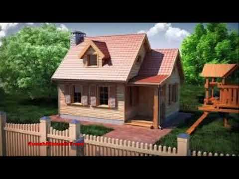 Rumah Idaman di Pedesaan yang Keren dan Modern