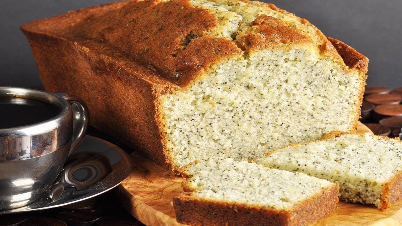 Lemon Poppy Seed Bread Recipe Demonstration Joyofbaking Com