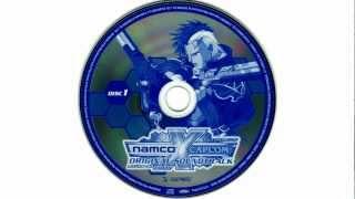 NAMCO X CAPCOM ORIGINAL SOUNDTRACK DISC 1