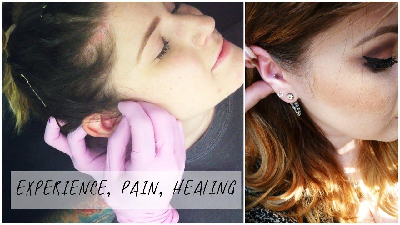 Ear Piercing Pain Level