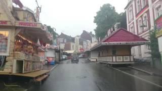 Минута будней. Дождь - дождь без остановки. 25.06.2016