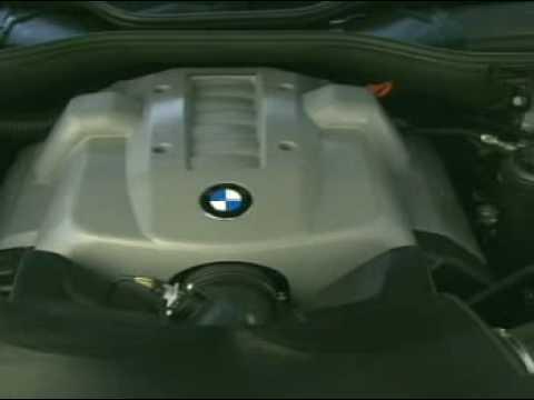 Motorweek Video Of The 2006 BMW 7 Series