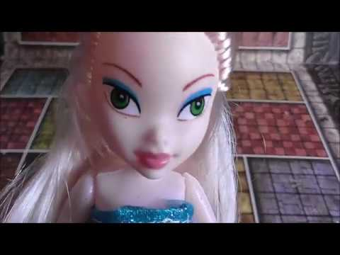 Knock off Frozen doll | Ice Princess | knock off toy review