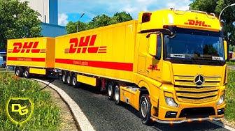 Originale Großstadt! 🏙 - Euro Truck Simulator 2 #13 - Daniel Gaming - Deutsch