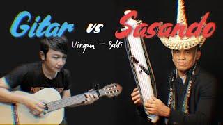 Nathan vs Natalino Gitar vs Sasando MP3