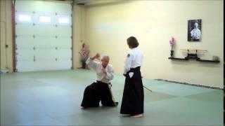 Aikido Jo Kata 1 through 5