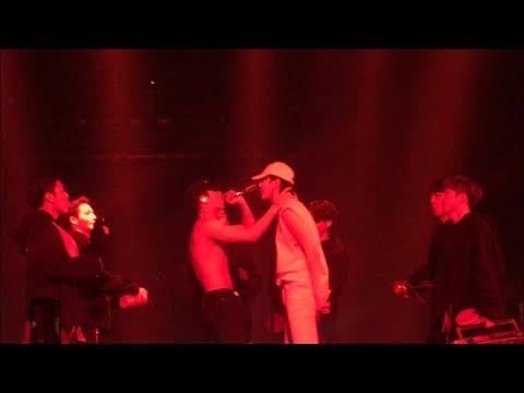 Phoenix - Jackson & Yugyeom   #GOT7 In Chile #EyesOnYou