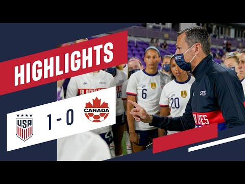 USWNT vs. Canada: Highlights - Feb. 18, 2021