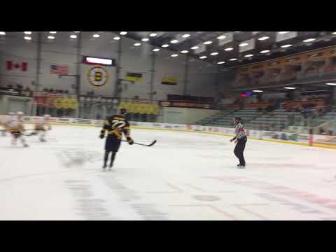 Nov. 5 - Bruins Over Nipawin 3-2 In Shootout