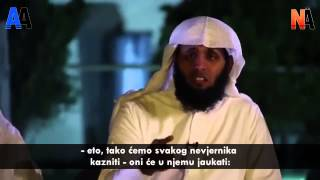Šejh Mensur Al Salimi - Allah nas upozorava Mp3