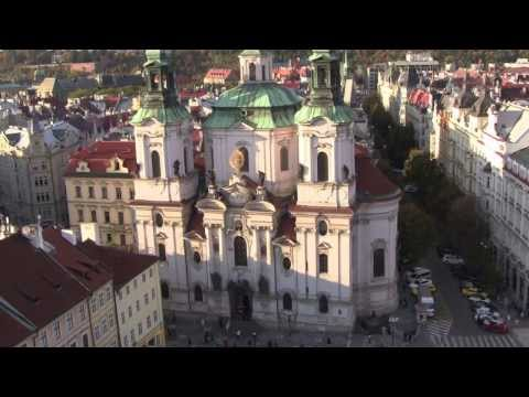 Views Around the City of Prague, Czech Republic - 13th October, 2013