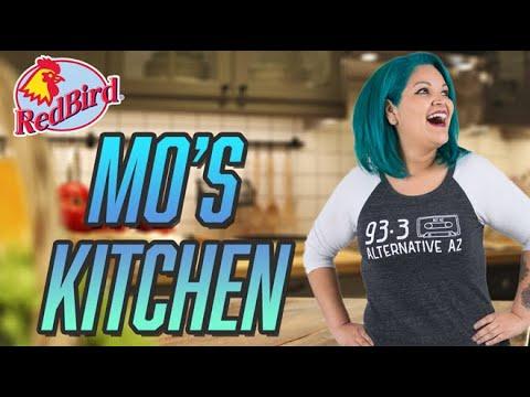 Mo's Kitchen: Chicken Tacos