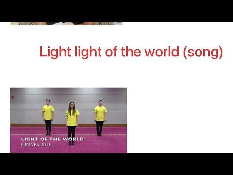 Light light of the world (song)