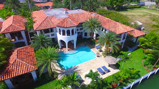 Inside a $5.4M 9 bedroom Bay front mansion in Miami, Florida