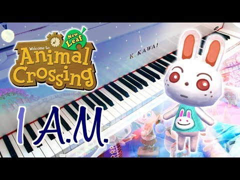 🎵 1AM (Animal Crossing: New Leaf) ~ Piano arrangement w/ Sheet music!