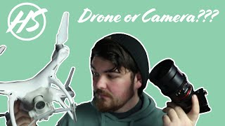 Can you use a DRONE as a CINEMA CAMERA?