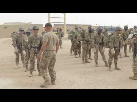 First Ever Air Assault in Kuwait Mini Doc