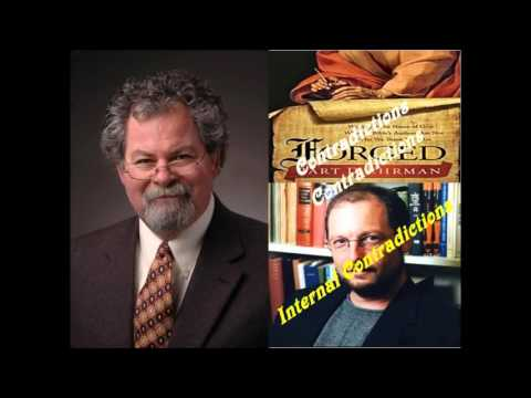 Daniel B. Wallace on Bart Ehrman's Contradictions