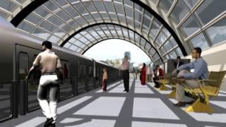 মেট্রোরেলে ঢাকা বিশ্ববিদ্যালয়ের 'কোনো ক্ষতি হবে না' Metro rail