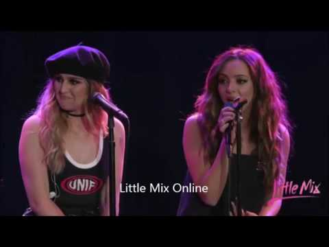 Shout Out to My Ex Acoustic - Little Mix MTV Live Stream