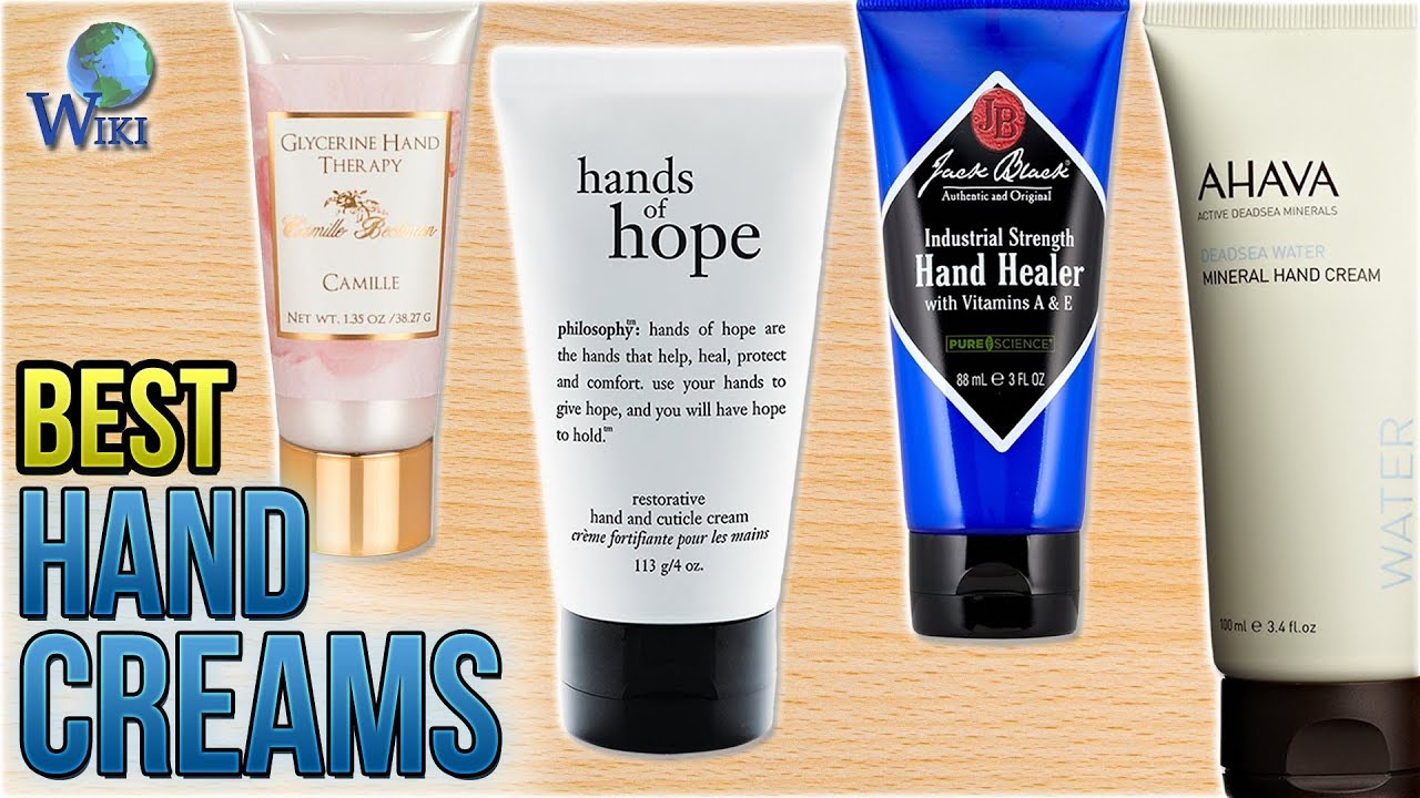 best hand lotion 10 best creams 2018 30298