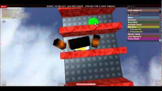 roblox obby 7 of 10? Theme obby made by my friend draven910