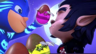 PJ Masks Full Episodes 🥚Smelly Eggs🥚4K HD | PJ Masks Official