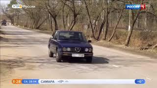 Alfa Romeo alfetta 1982 года.Видео обзор.Тест драйв.
