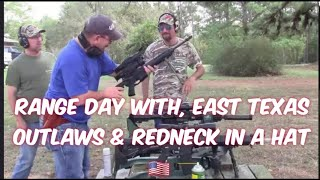Range Day with Outlaws, Rednecks, and Friends.