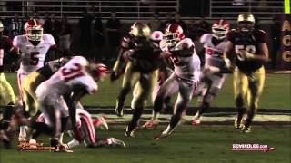 2014 BCS National Championship: Florida State vs. Auburn