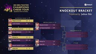 Magnus Carlsen Invitational - Szachowa Liga Mistrzów PÓŁFINAŁY - Dzień 2.
