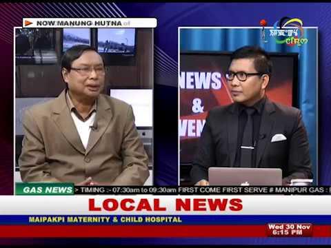 Bangladeshi Manipuri Manung Hutna 30 November 2016