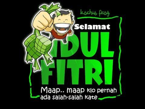 Takbir idul Fitri 2017. mohon maaf lahir dan batin