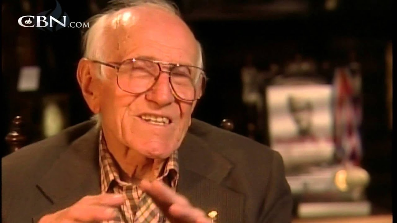 louis zamperini interview