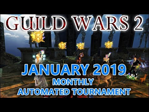 Guild Wars 2 - EU Monthly Automated Tournament (January) thumbnail