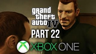GTA 4 Xbox One Gameplay Walkthrough Part 22 - ACTIONS SPEAK LOUDER THAN WORDS