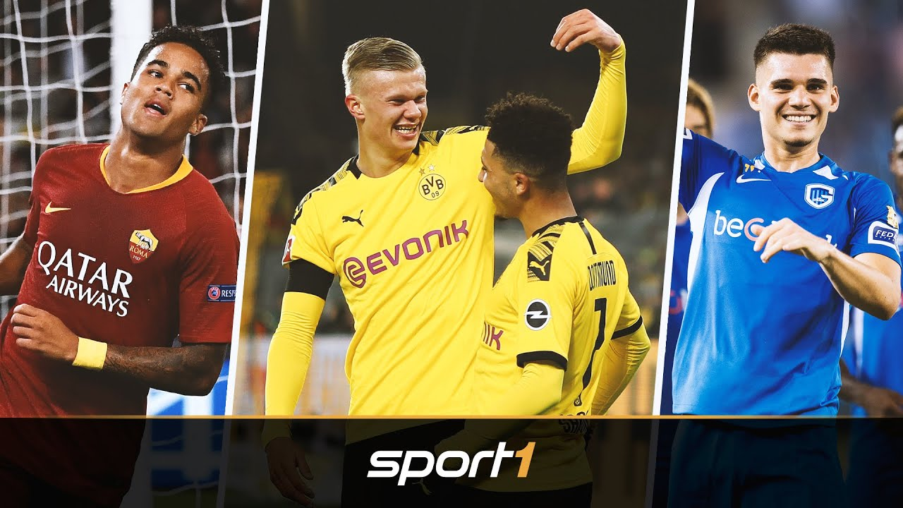 Wie Haaland: Die 5 talentiertesten Fußballer-Söhne | SPORT1 - TALENT WATCH