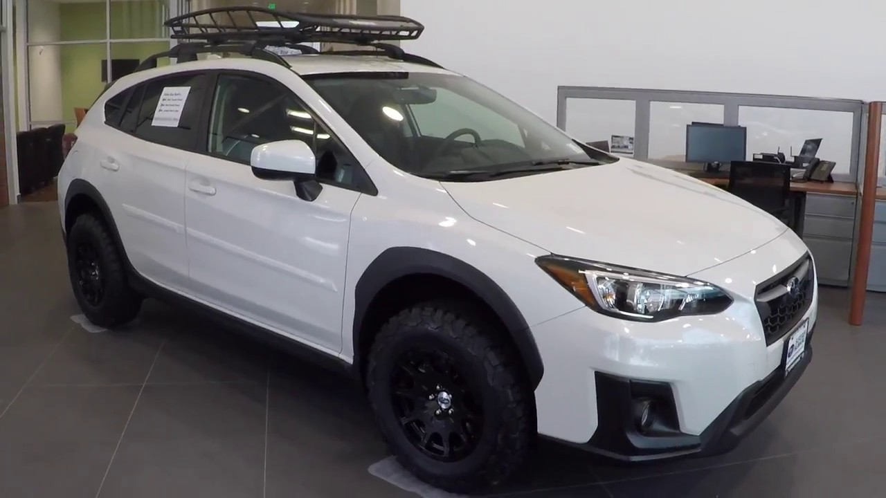 Method Mr502 K02 And Lift Kit 2018 Crosstrek