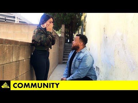 New York Dudes Propose Like ft.Tahir Moore | All Def Community