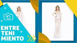 Los vestidos de novia que usó Chiquis Rivera en su boda   Un Nuevo Día   Telemundo