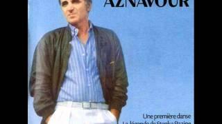 01) Charles Aznavour - Je Fais Comme Si