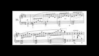 Frédéric Chopin: Walzer e-Moll Opus posth.