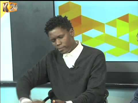 Comic Owago Nyiro On K24's Arena 254