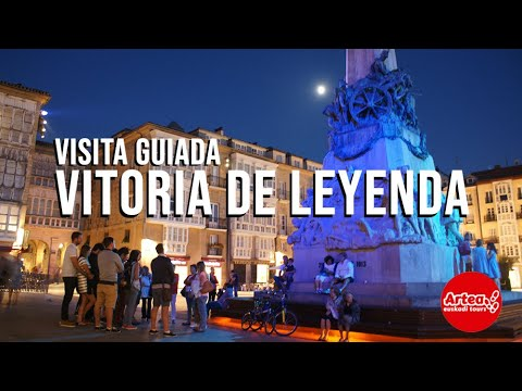 Visita guiada VITORIA DE LEYENDA