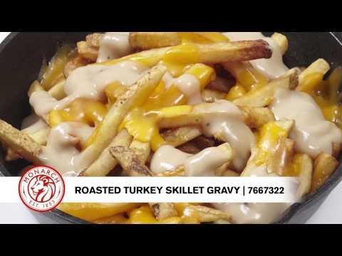 Monarch Roasted Turkey Skillet Gravy