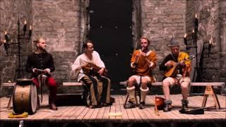 Music inspired by the 12th century composer Hildegaard von Bingen by Vagando