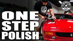 How To Polish And Wax Swirls & Scratches - Chemical Guys TORQ22D Dual Action Polisher