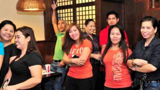 Fiesta Pinoy Restaurant 1st Soft Opening 2013