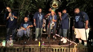 Hot 8 Brass Band - Move Your Body (Live @Pickathon 2012)