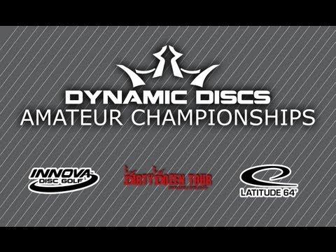 2013 Dynamic Discs Amateur Championships   Disc Golf Tournament